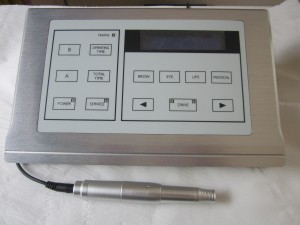 Digital permanent make-up equipment
